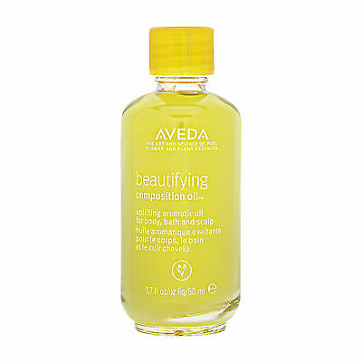 Aveda Beautifying Composition 50ml Rich Huile pour Corps Peau Hair+ Scalp NEW