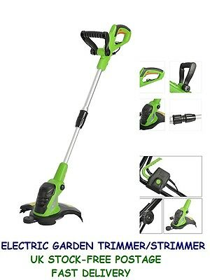 Electric Garden Strimmer Trimmer Grass Outdoor Cutter Tools Men Birthday Gifts