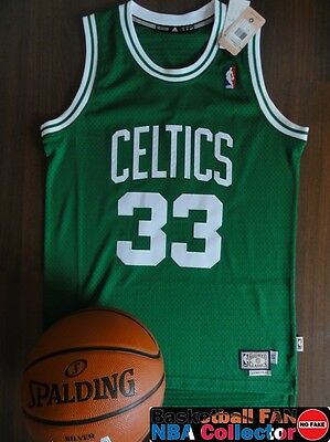 Maillot / Jersey Adidas Swingman NBA Boston Celtics Larry Bird Size S