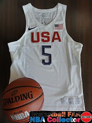 Maillot / Jersey Nike Authentic Team USA Rio 2016 Kevin Durant Size L