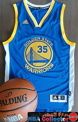 Maillot / Jersey Adidas Swingman NBA Golden State Warriors Kevin Durant Size S