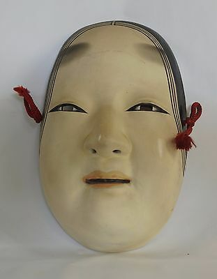 Japanese Terracotta Mask