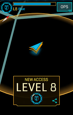 Ingress L8 Resistance Account with 2000 items