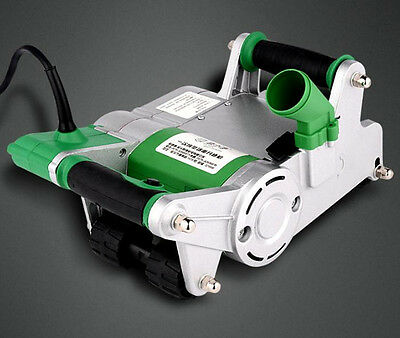 1100W Electric Brick Wall Chaser Floor Wall Groove Cutting Machine Free shipping