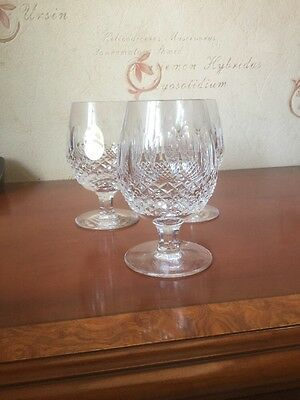 Waterford Crystal Colleen Small Brandy Glass (up To Three Available)