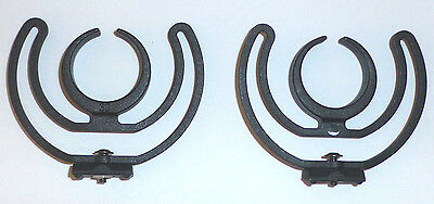 Rycote 042218 Pair of single 70 Lyres for diameter 30mm microphones  (S112)