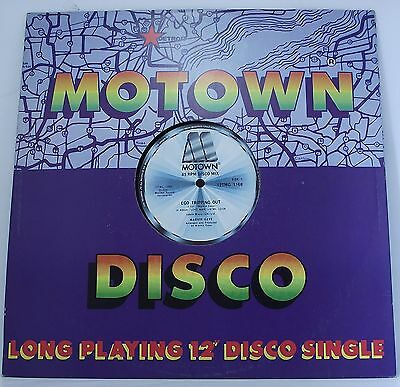 """MARVIN GAYE : EGO TRIPPING OUT Single 12"""" Vinyl 45rpm VG"""