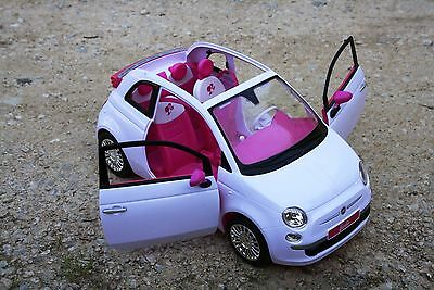 Voiture barbie
