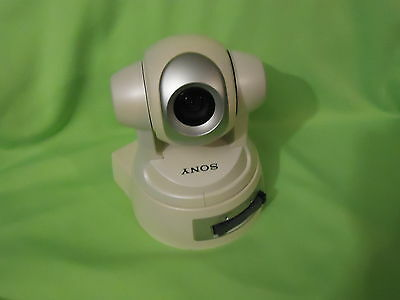 SONY PTZ Network IP Security Surveillance Web Color Cam Camera SNC-RZ30N USED