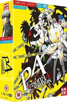 Persona 4 The Animation Complete (Blu Ray)