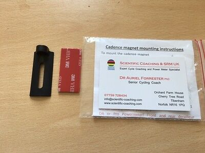 SRM cadence switching magnet : genuine product with free sticky pad