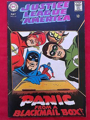 Justice League of America #62 1968 DC VG