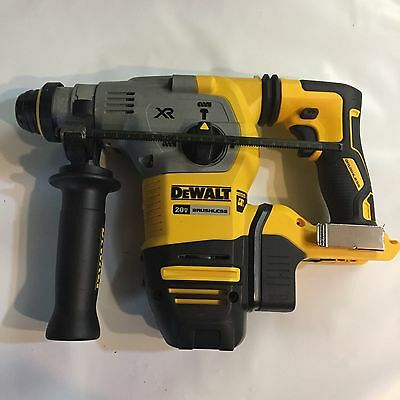 Dewalt 20 volt XR Brushless 1 1/8 SDS Plus Rotary Hammer DCH293B Brand New bare