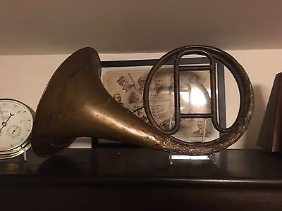Antique Natural French Horn
