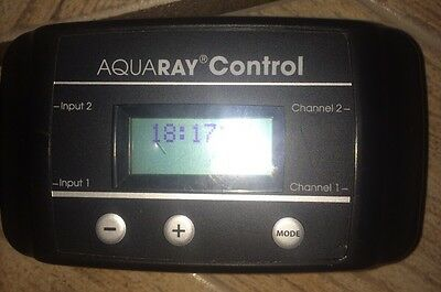 Tmc Aquaray Control Controller Twin Channel Dimming Unit For Aquaray Strip Tile
