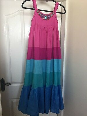 Lovely New Monsoon Maxi Dress Age 11-12