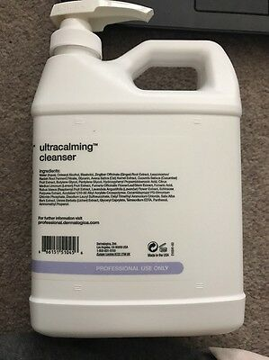 Dermalogica Ultra calming Cleanser Professional Size 946mls New Genuine
