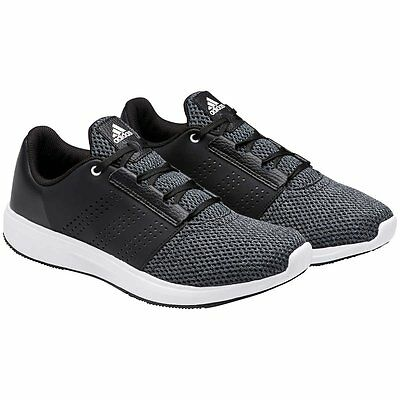 Adidas Men's Madoru 2 Running Shoes Black/grey/White Size 11