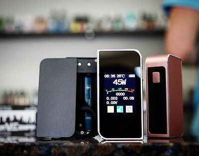 Authentic Sigelei T150 150W Touch Screen TC Mod Box | Rose Gold