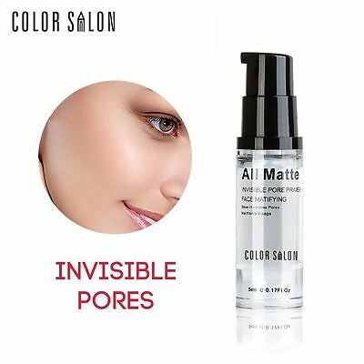 MINI 5ml Face Base Primer Makeup Oil-control gel Cream pores anti aging