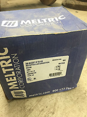 MELTRIC corp. 39-94237-K16-4X DR150 150A receptacle connector
