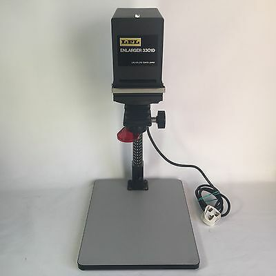 LPL 3301D 35mm Condenser Enlarger & Copy Stand - Great Condition