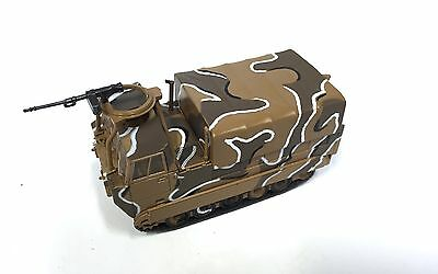 M548 A1 Usa Army Military Vehicle 1:72 Scale - Diecast Tank Panzer Gun 28