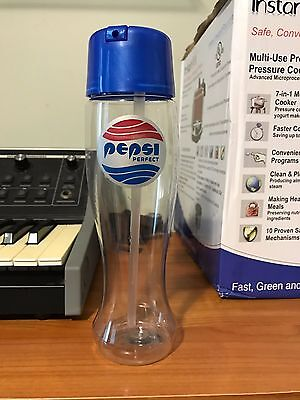 Pepsi perfect Back to the Future II exclusive limited edition bottles