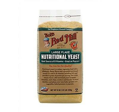 Bob s Red Mill Large Flake Nutritional Yeast, 226 gm
