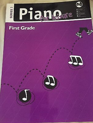 Piano For Leisure First Grade Series 3