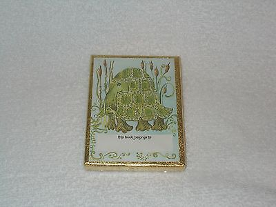 Antioch Bookplates ~Turtle~Set Of 50 Sealed