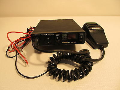 Road Alert RA 400, 40 channel transceiver with mic. (ref 508)