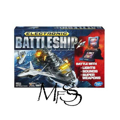 Electronic Battleship  *  Brand New in Box  *