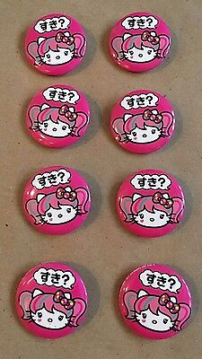 Hello Kitty Comic Con Pins & Collectibles
