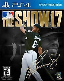 PlayStation 4 : MLB The Show 17 Standard Edition - PlayS VideoGames
