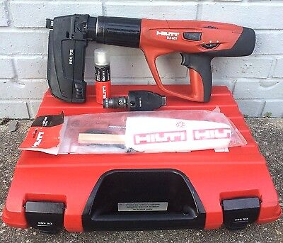 HILTI DX-460-Complete Kit - MX-72 F8 Powder Actuated nail gun-NICE-tool Cal F10