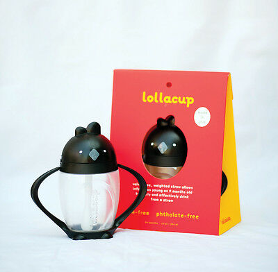 Lollacup - Infant and Toddler Straw Sippy Cup