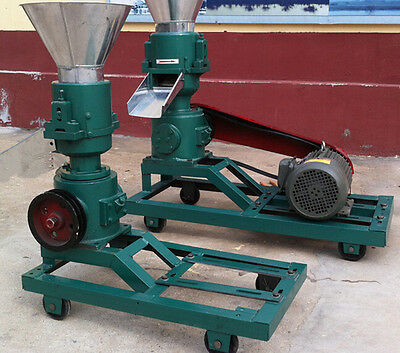 120 Model Pellet Mill Machine, Feed Pellet Mill Machine Without Motor