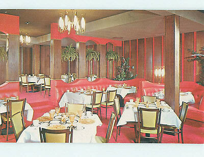 Pre-1980 THE DOWNTOWNER RESTAURANT Boise Idaho ID M9786