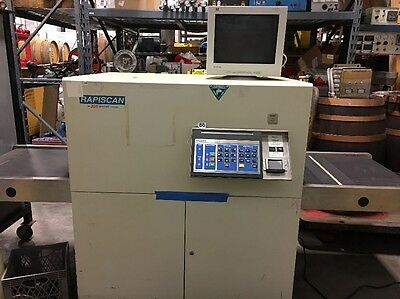 Rapiscan 520B Security X Ray Baggage Cargo Parcel Inspection X-ray Scanner