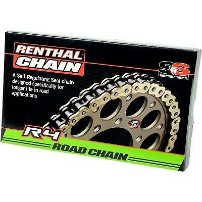 Renthal R4 Srs 525 Chain 120 Link