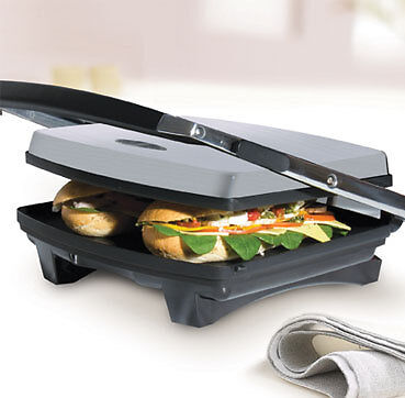Russell Hobbs Sandwich Press RHSP801 Ex Display