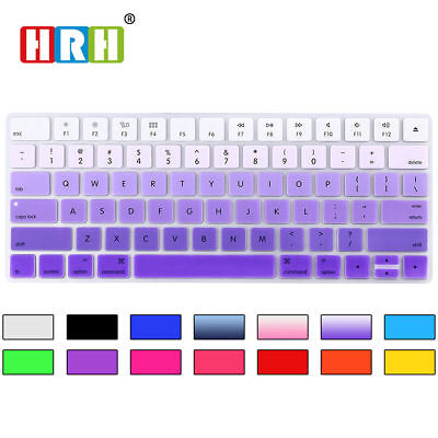 US Keyboard Cover Silicone Skin Protector GEL Film For Magic Keyboard MLA22B/A