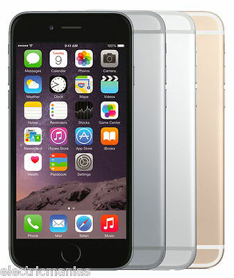 64GB Apple IPHONE 6 A1549 4G Gold SMARTPHONE IOS TELEFONI HANDY OHNE VERTRAG GPS