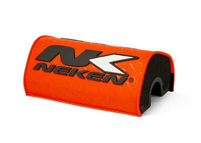 Neken Oversize 28,6 mm Lenkerpolster Pad neon orange Motocross Supermoto Quad MX