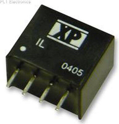 Xp Power - Il0515S - Umformer, Dc/dc, 2W, 15V