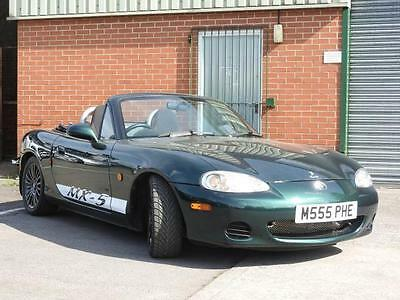 2002 (52) MAZDA MX-5 1.6 I 2DR Manual