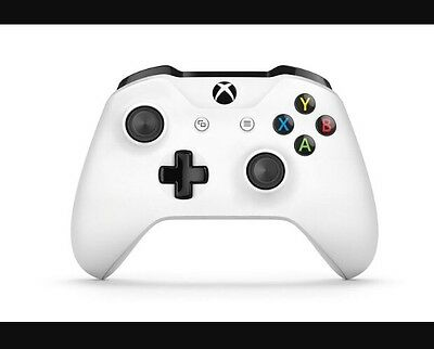 Xbox One S Wireless Controller White Brand New