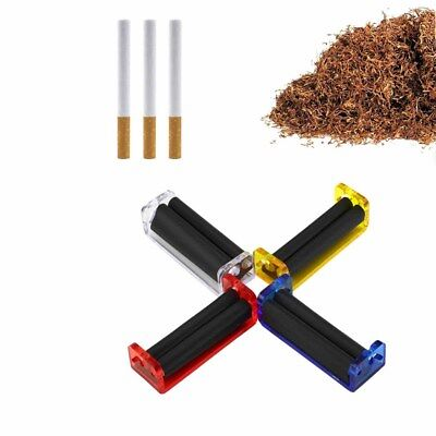 70mm Easy Manual Tobacco Roller Hand Cigarette Maker Rolling Machine Tool CI
