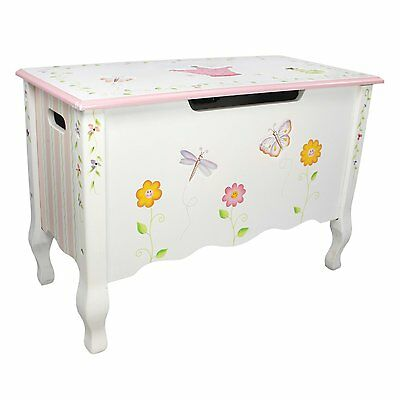 Fantasy Fields by Teamson Princess & Frog Toy Chest